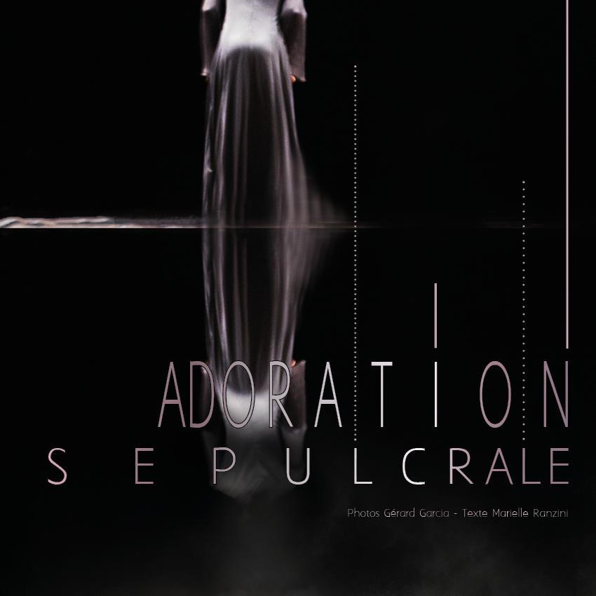 Animation Flash pour présenter le livre Adoration Scépulcrale