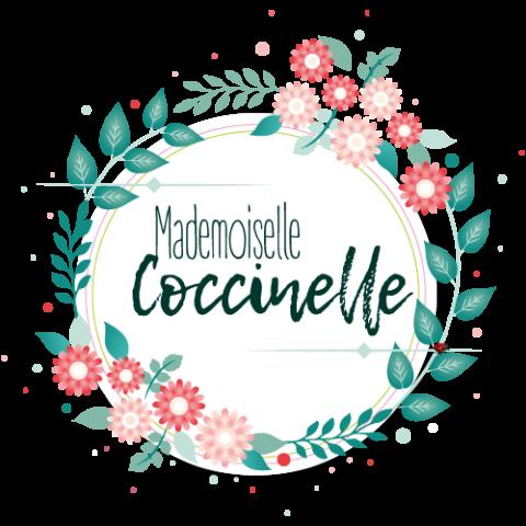 Logo et bannière pour le blog Le panier de la coccinelle